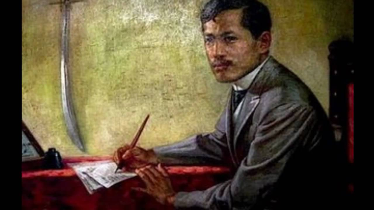 essays of rizal