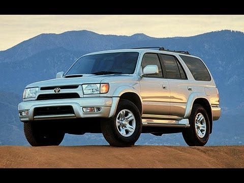 2001 Toyota 4runner Start Up And Review 3 4 L V6 Youtube