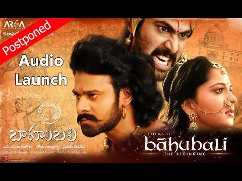 Baahubali - Audio Release Postpone Press Meet | Prabhas, Rajamauli | New Telugu Movies 2015