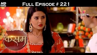 Kasam - 9th January 2017 - कसम - Full Episode (HD)