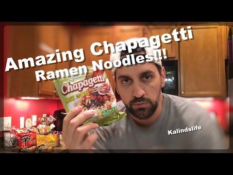 Chapagetti  Ramen Noodles by Nongshim Review!