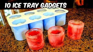 10 Ice Tray Gadgets You Must Know About