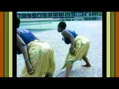 Ivory Coast   Traditional Aesthetic Booty Dance   Mapouka Mania Viii video