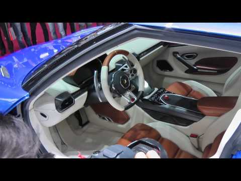 Lamborghini Asterion | Salone di Parigi 2014. HDmotori.it