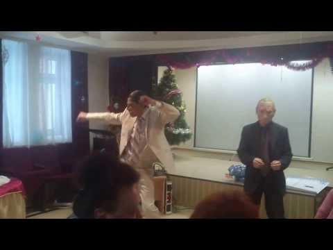 Барак Обама и Владимир Путин - танцевальная дуэль