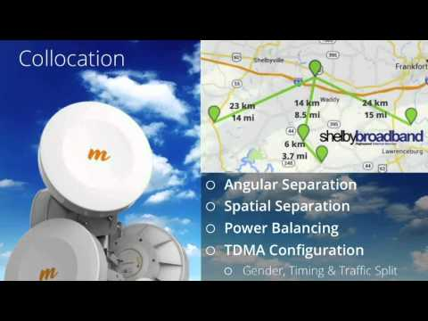 Streakwave Webinars Presents: Mimosa - New Advances and Choices in Broadband Wireless
