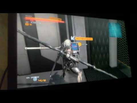 Metal Gear Rising Revengeance- BP Farming