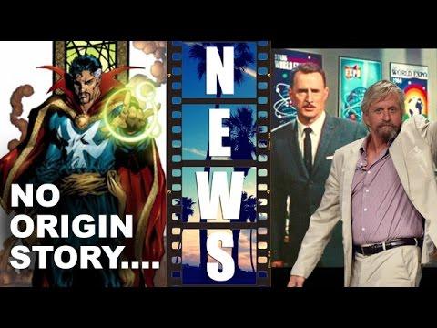 Dr Strange Movie NO ORIGIN STORY, Howard Stark joins Hank Pym in Ant-Man 2015 - Beyond The Trailer