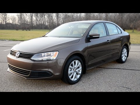 2013 Volkswagen Jetta Sedan 2.5 SE - WR TV POV Test Drive - YouTube