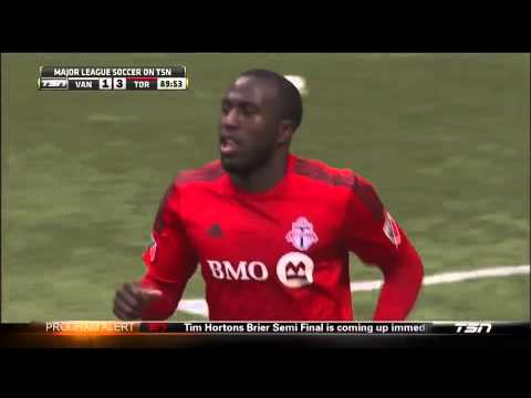 PK GOAL: Jozy Altidore chips it in from the spot | Vancouver Whitecaps vs. Toronto FC