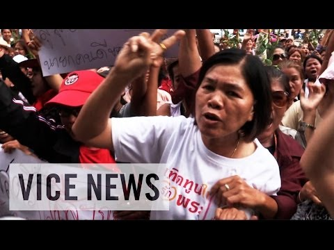 Ousted Prime Minster Sparks New Protests: Thailand on the Brink (Dispatch 1)