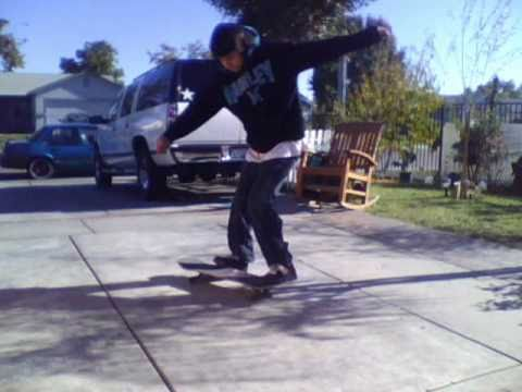 (nemo's) My First Skate Vid video