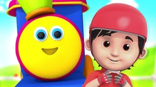 No Sleep and All Play   Bob the train Shorts   Story Time for Children   Kids Learning Videos