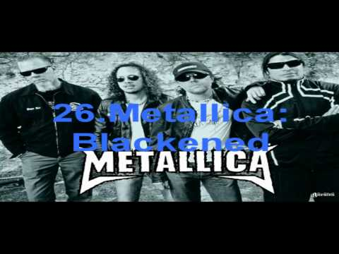 Top 35 Best Rock/Metal/Punk Songs Ever Music Videos