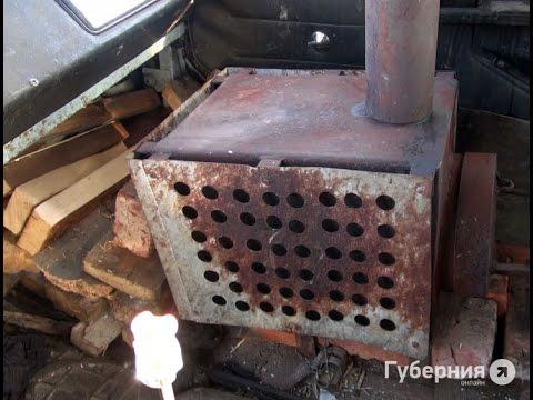 Редкий автомобиль оказался разбит в Хабаровске.MestoproTV