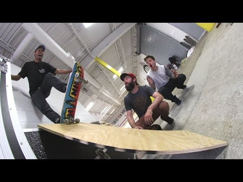 Instant Sketchy Drop In Challenge! / Warehouse Wednesday