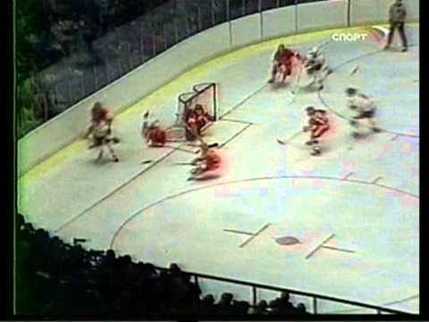 Кубок вызова 1979 3 матч СССР - Канада 3