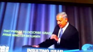 Chickenshit Kike Heads Israel Says Obama
