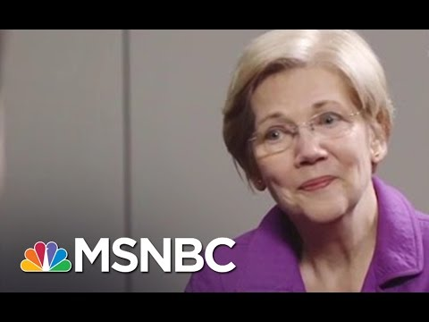 Elizabeth Warren Beats Donald Trump At His Own Game | All In | MSNBC