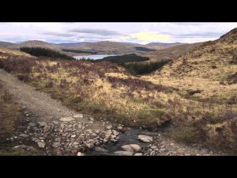 West Highland Way - May 2013 (Animated Slide Show in HD)