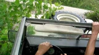 Extreme offroad with Land Rover Defender - Guado profondo con un  Defender