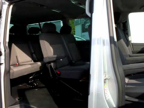 vw t5 caravelle 4motion 2 0 tdi dpf langer radstand youtube. Black Bedroom Furniture Sets. Home Design Ideas