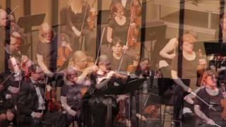 Tchaikovsky Violin Concerto, Gwinnett Symphony Chamber Orch, Schechter, violin, Pritchard, conductor