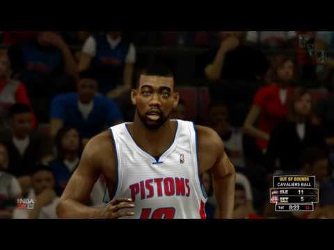 nba Cleveland Cavs Vs Detroit Pistons (full Game)