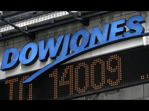 Market Update - Dow Jones Still SHOWING ALOT MORE WEAKNESS