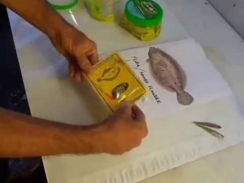 KILLER FLUKE RIG with Gulp - best summer flounder fishing rig on earth - fluke rig - KAYOSS RIG
