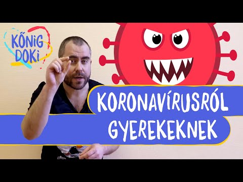 A közös küldetés - Kőnig doki üzenete a koronavírusról gyerekeknek