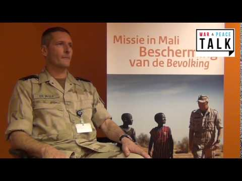 The UN in Mali: Colonel de Wolf on the conflict, the Tuareg and MINUSMA's role