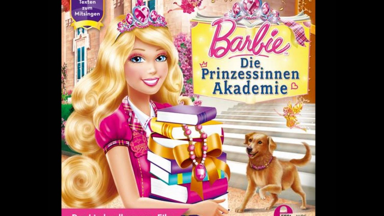barbie prinzessinnen