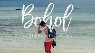 Bohol - A Cinematic Vlog | Canon 600D + Yongnuo 35mm Prime Lens