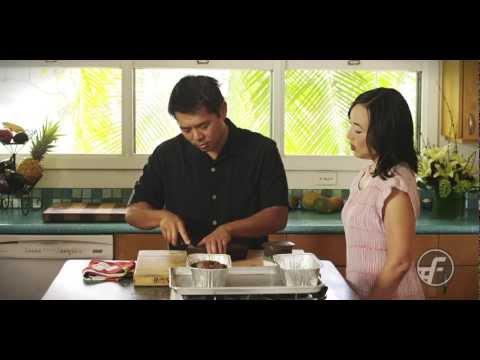 Mango Mac Nut Bread