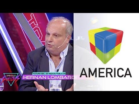 """Lombardi: """"El gobierno no se mete más en la TV Pública"""""""