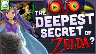Deepest Zelda Theory? The Cult of Masks | Gnoggin
