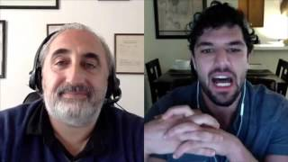 My Chat with Hazem Farraj, Palestinian Ex-Muslim and Christian Convert (THE SAAD TRUTH_154)