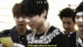 (LIVE) Những khoảng khắc hài hước của BTS!!
