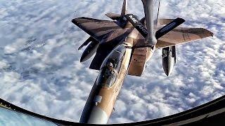 (5.55 MB) F-15 Eagles Inflight Refueling • Pilot & Boom Operator Comms Mp3