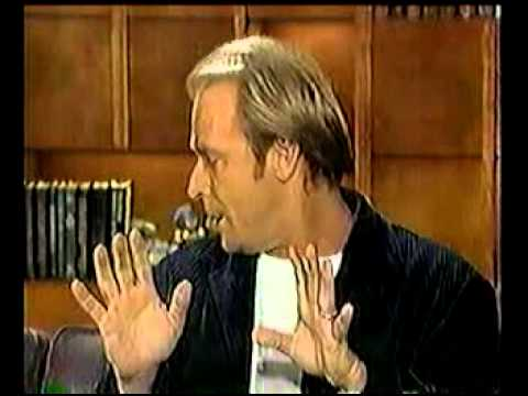 Fox Chevy Chase Show 1993 Late Night part 2 Corbin Bernsen episode