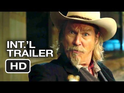 R.I.P.D. Official International Trailer #1 (2013) - Ryan Reynolds, Jeff Bridges Movie HD