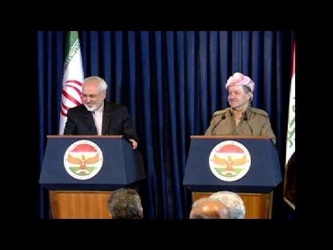 Massoud Barzani: l'Iran a fourni des armes aux peshmergas