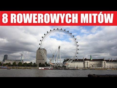 Osiem Rowerowych Mitów! #45 Rowerowe Porady