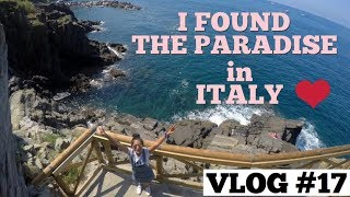 YOU NEED TO VISIT THIS!!! CINQUE TERRE, ITALY VLOG.. DAY 01 (tagalog)