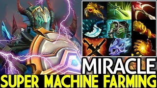 Miracle- [Sven] Super Machine Farming 7 Min Midas Full 9 Slotted Pro Gameplay 7.21 Dota 2