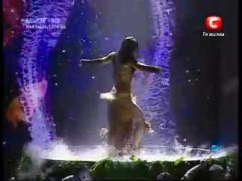 Belly Dancing New Style_Ukraine_Alla_Kushnir