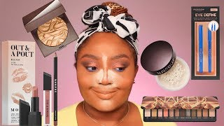 Full face using NEW PR Products. Laura Mercier Hey baybeee