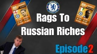 FIFA 12 UT | Rags to Russian Riches - Episode 2 Trading On The PS3!
