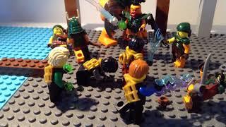 Lego Ninjago Wishmasters Stopmotion
